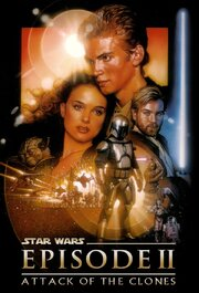 Star Wars- Episode II - Attack of the Clones