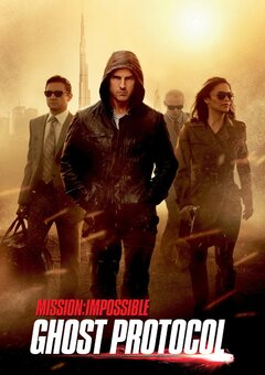 Mission: Impossible - Ghost Protocol / ???????????? ????? 4