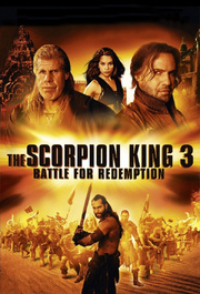 The Scorpion King 3. Battle for Redemption