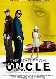 The Man from U.N.C.L.E. / ???????? ?.?.?.?.?.-???