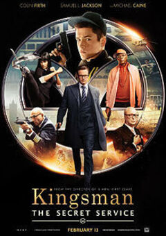 Kingsman: The Secret Service / ?????????: ???????? ?????????