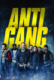 Antigang (The Sweeney: Paris)