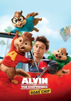 Alvin and the Chipmunks: The Road Chip / ელვინი და თახვები 4