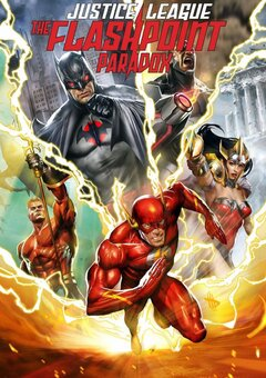 Justice League: The Flashpoint Paradox / ?????????????? ????: ?????????? ?????????