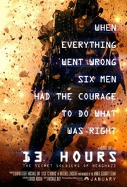 13 საათი / 13 Hours: The Secret Soldiers of Benghazi