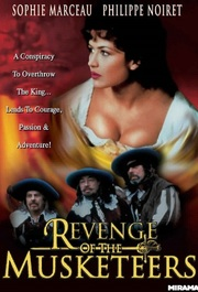 Revenge of the Musketeers (La fille de d'Artagnan)