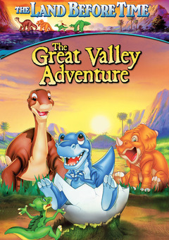 The Land Before Time II: The Great Valley Adventure / ???????? ????? ???????? II: ????? ????? ?????????????