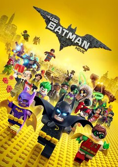 The Lego Batman Movie / ???? ?????: ???????