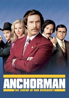 Anchorman: The Legend of Ron Burgundy / ????????????: ??????? ??? ??????????