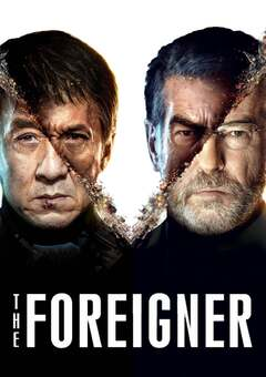 The Foreigner / უცხოელი