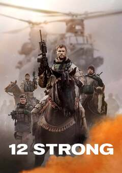 12 Strong / 12 ძლიერი