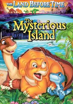 The Land Before Time V: The Mysterious Island / ???????? ????? ???????? V: ???????? ???????