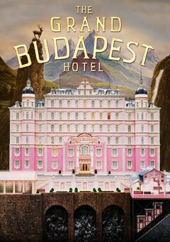 The Grand Budapest Hotel / ???????? ????? ?????????