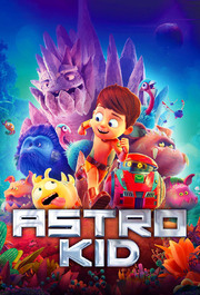 Astro Kid (Terra Willy, planète inconnue)