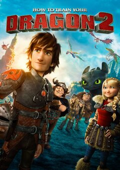 How to Train Your Dragon 2 / ????? ?????????? ??????? 2
