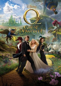 Oz the Great and Powerful / ??? : ???????? ?? ???????????